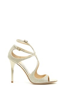JIMMY CHOO 'dusty glitter' sandals
