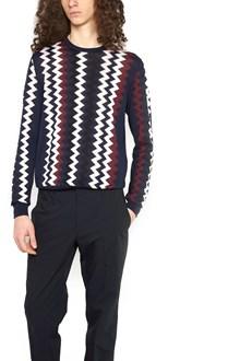 PRADA zig zag sweater