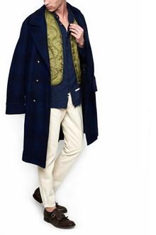 FORTELA double-brest coat