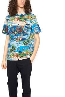 PRADA 'exotic' shirt