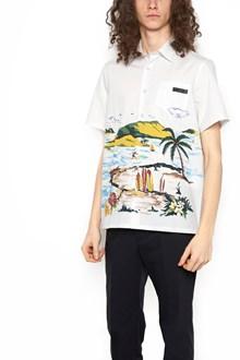 PRADA 'beach' shirt