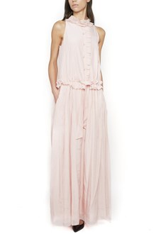 LANVIN ruffles long dress
