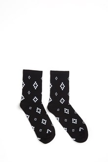 MARCELO BURLON - COUNTY OF MILAN socks all over logo