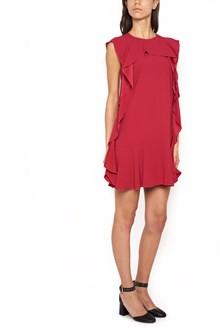 REDVALENTINO rouge dress