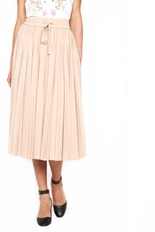 REDVALENTINO pleated skirt