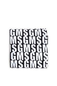 MSGM all over logo beach towel