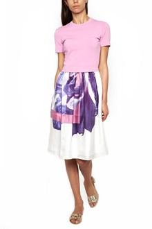 SALVATORE FERRAGAMO printed dress