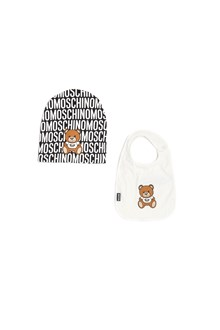 MOSCHINO BABY 'teddy' baby set