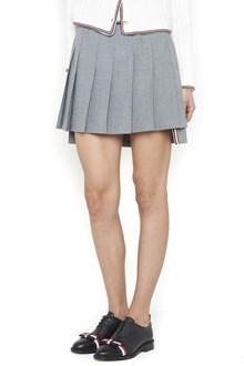 THOM BROWNE 'uniform' mini skirt