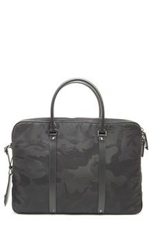 VALENTINO GARAVANI camouflage travel bag