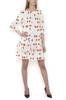 ALEXANDER MCQUEEN 'petal' dress