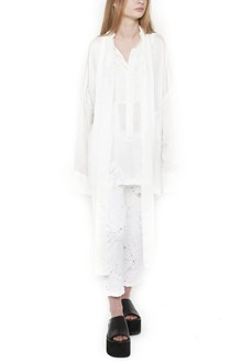 ANN DEMEULEMEESTER camicia colletto foulard