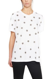 AS65 crystals stars t-shirt