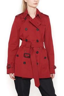 BURBERRY 'kensington' short trench jacket
