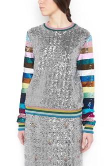 MARY KATRANTZOU 'magpie' sweatshirt
