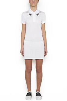 GIVENCHY applicated stars polo dress