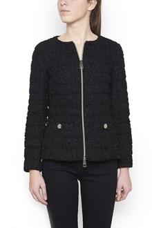 HERNO bouclè jacket