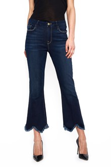 FRAME DENIM 'le crop' jeans