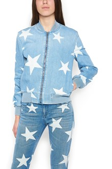 STELLA MCCARTNEY stars bomber jacket