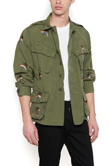 AS65 embroidered parka jacket