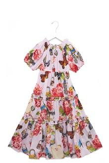DOLCE & GABBANA 'secret' dress