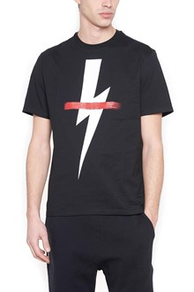 NEIL BARRETT logo t-shirt