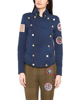 MR & MRS ITALY 'officier' jacket