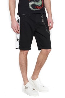 PHILIPP PLEIN 'good feelin' bermuda