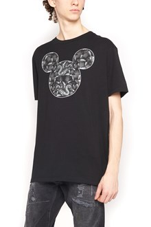 MARCELO BURLON - COUNTY OF MILAN 'mickey mouse snake' t-shirt