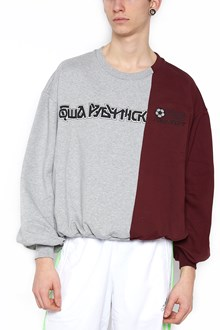 GOSHA RUBCHINSKIY combo logo sweatshirt
