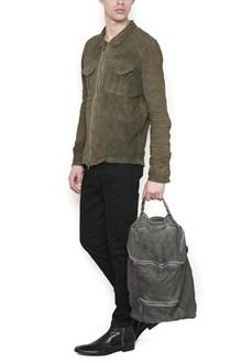 GIORGIO BRATO double zip backpack
