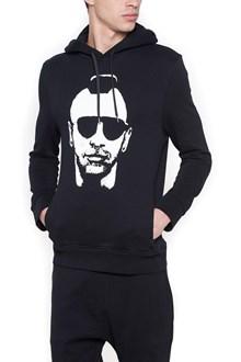NEIL BARRETT 'moican gangster taxi driver' sweatshirt