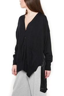 MM6 BY MAISON MARGIELA oversize cardigan