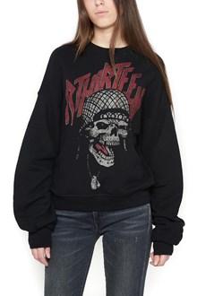 R13 'battle punk' sweatshirt