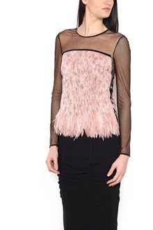 TOM FORD feathers top