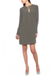 DIANE VON FURSTENBERG 'key hole' dress
