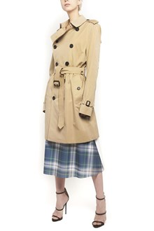 BURBERRY 'kensington' trench coat