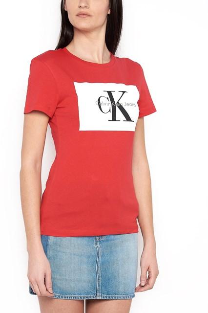 83d9fe3b4c59 calvin klein jeans 'tanya-40' t-shirt available on julian-fashion ...