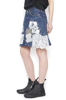 JUNYA WATANABE patches skirt