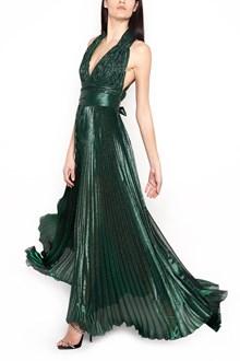 ELIE SAAB pleated long dress