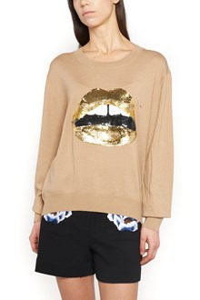 MARKUS LUPFER 'mouth' sweater