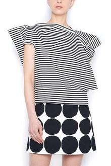 JUNYA WATANABE asymmetrical t-shirt