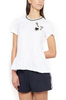 MARKUS LUPFER 'lipbalm' t-shirt