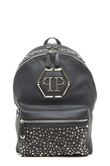 PHILIPP PLEIN 'metal diamond' backpack