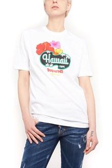 DSQUARED2 'hawaii' t-shirt