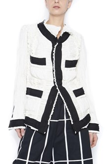 JUNYA WATANABE curled jacket
