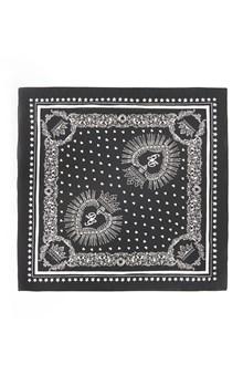 DOLCE & GABBANA 'sacred hearts' foulard