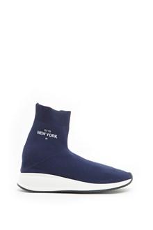JOSHUA SANDERS 'new york' socks sneakers