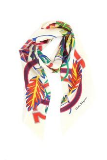 SALVATORE FERRAGAMO 'eco' foulard