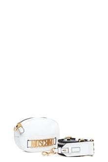 MOSCHINO logo crossbody bag